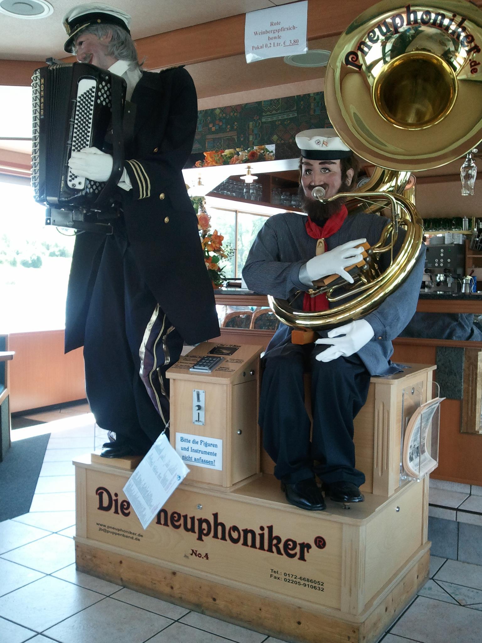 Personenschiffahrt Schmitz